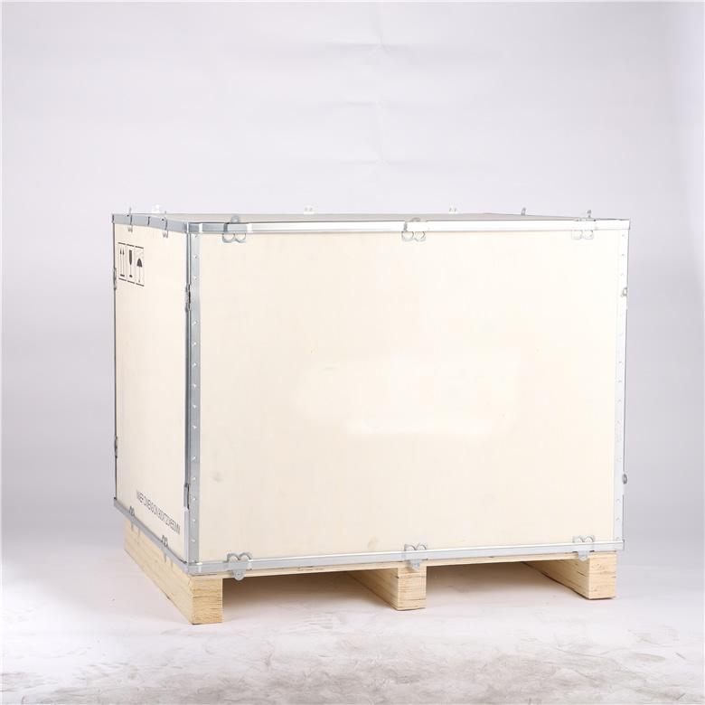 钢带钢边箱