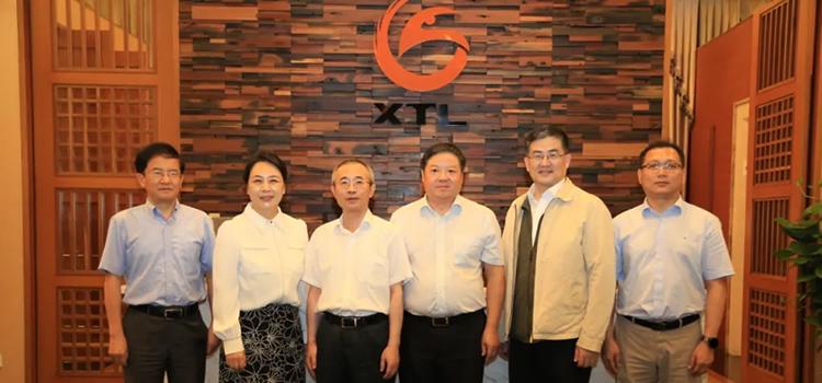 上海市工商联寿子琪、黄国平走访调研kok平台
